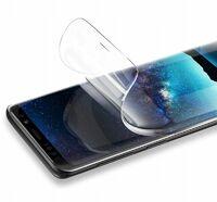 Защитная гидрогелевая пленка на смартфон