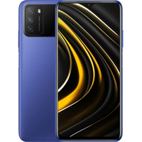 Xiaomi Poco M3 4/128GB Blue/Синий Global Version