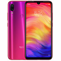 Xiaomi Redmi Note 7 4/128GB Red/Красный Global Version