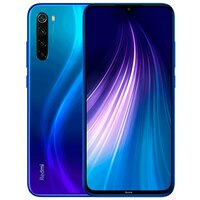 Xiaomi Redmi Note 8 4/64GB Blue/Синий Global Version
