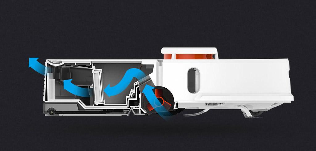 Робот-пылесос Mi Roborock Sweep One white